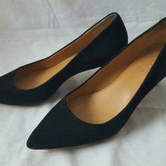 a6327b58b1b J. Crew Shoes - J Crew Esme Kitten Heels